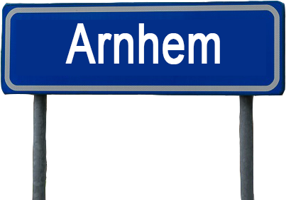 Arnhem zonder achtergrond